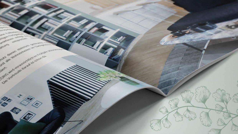 Branding, Markenentwicklung, Folder :: FLORIS THE BEST OF OTTAKRING
